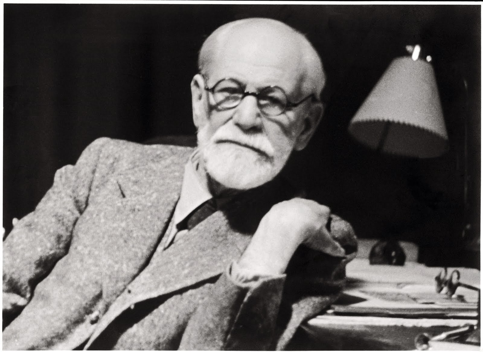 """freud one of the most influential Tiresias, although a mere spectator and not indeed a """"character,"""" is yet the most  important personage in the poem, uniting all the rest just as the one-eyed."""