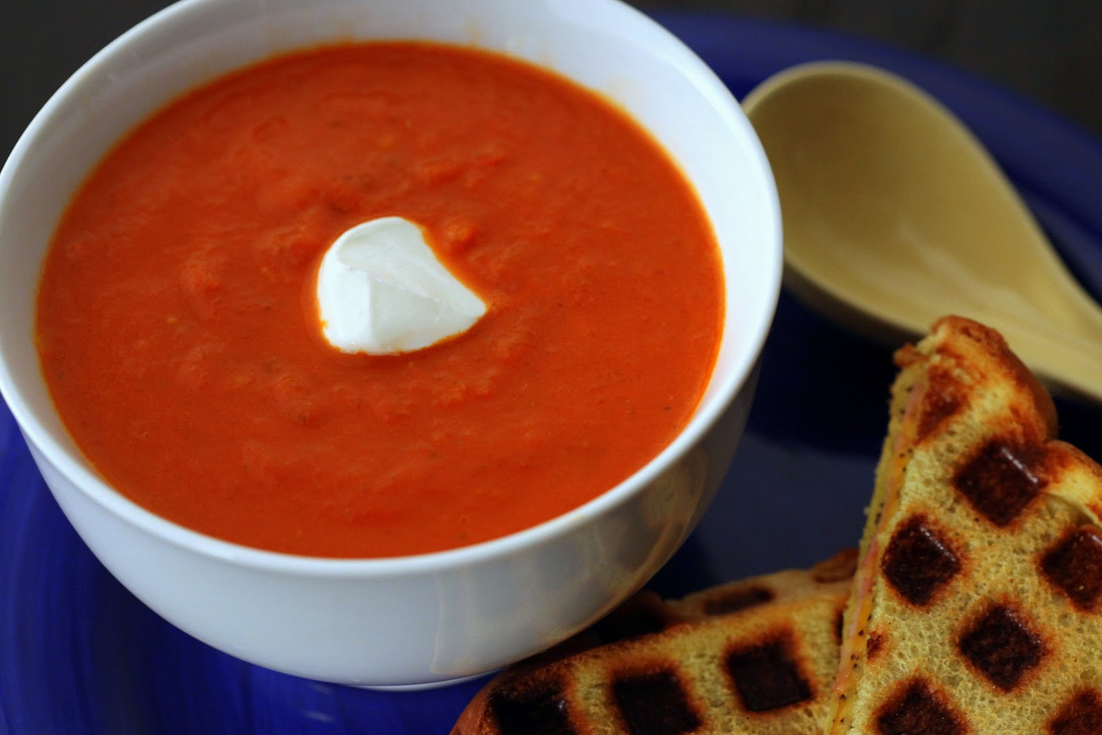 Bo's Bowl: Spicy Tomato Soup
