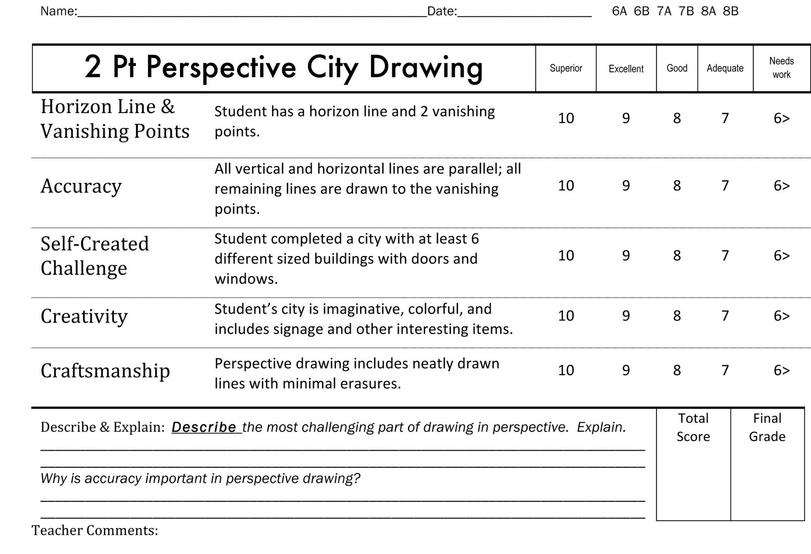 Project+rubric+examples