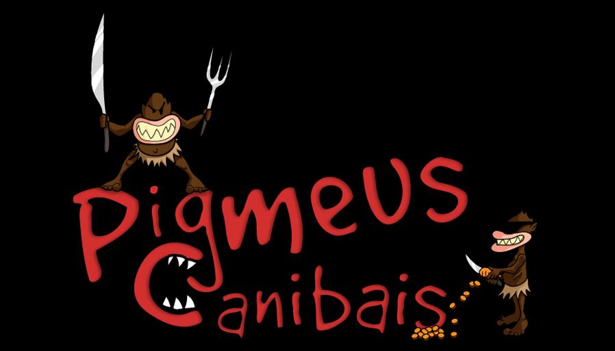 Pigmeus Canibais | Podemos ser pequenos, mas comemos carne humana!