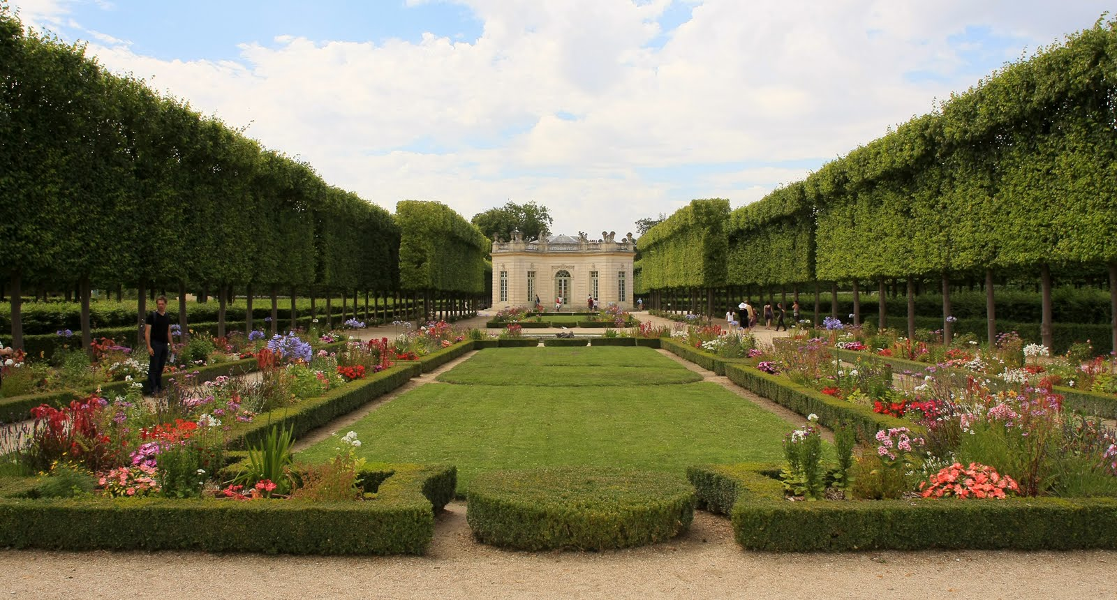 Travelphotographies versailles petit trianon for Jardin in french