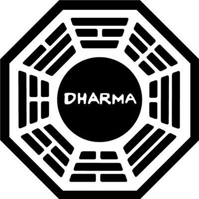 Dharma Initiative Badge