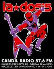 LA DOSIS. Programa de Radio