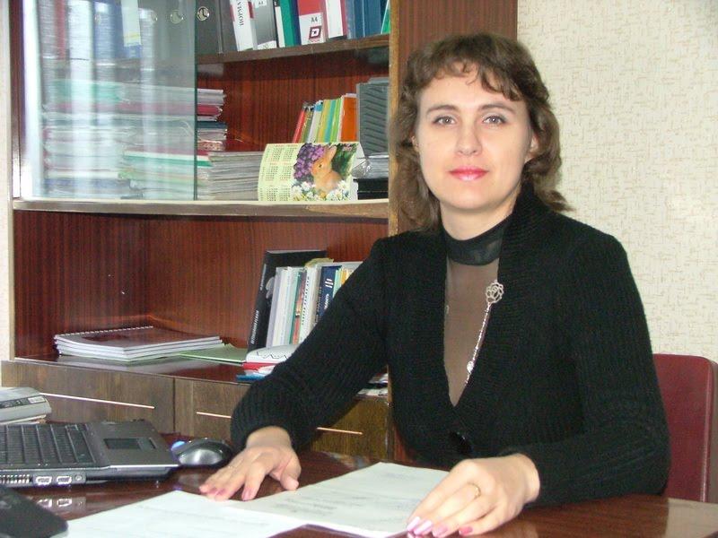методист з виховної роботи Жовтоводського відділу освіти
