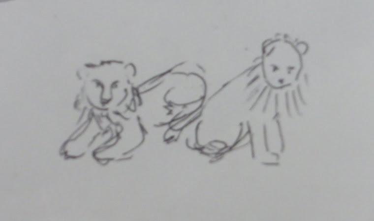 Les Lions de Ste Blandine