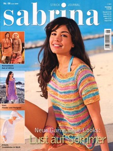Sabrina №6 2009 (нем. язык)