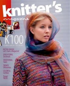 Knitters №100 Fall 2010