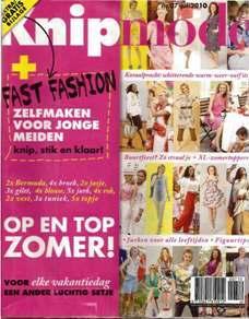 Knip mode nr.07 juli 2010