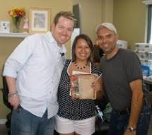 Tim, Laura & Mario