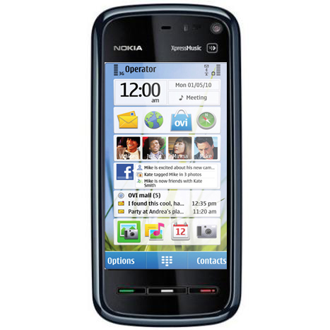 CFW Nokia 5800 Edgewave 3 by Andyx | Symbian-City