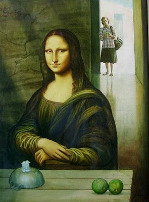 versiones de la mona lisa
