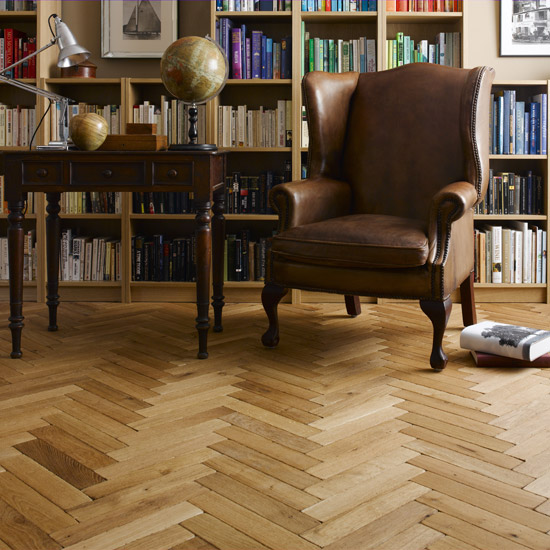 Cream Coloured Ponies: ♥ parquet flooring