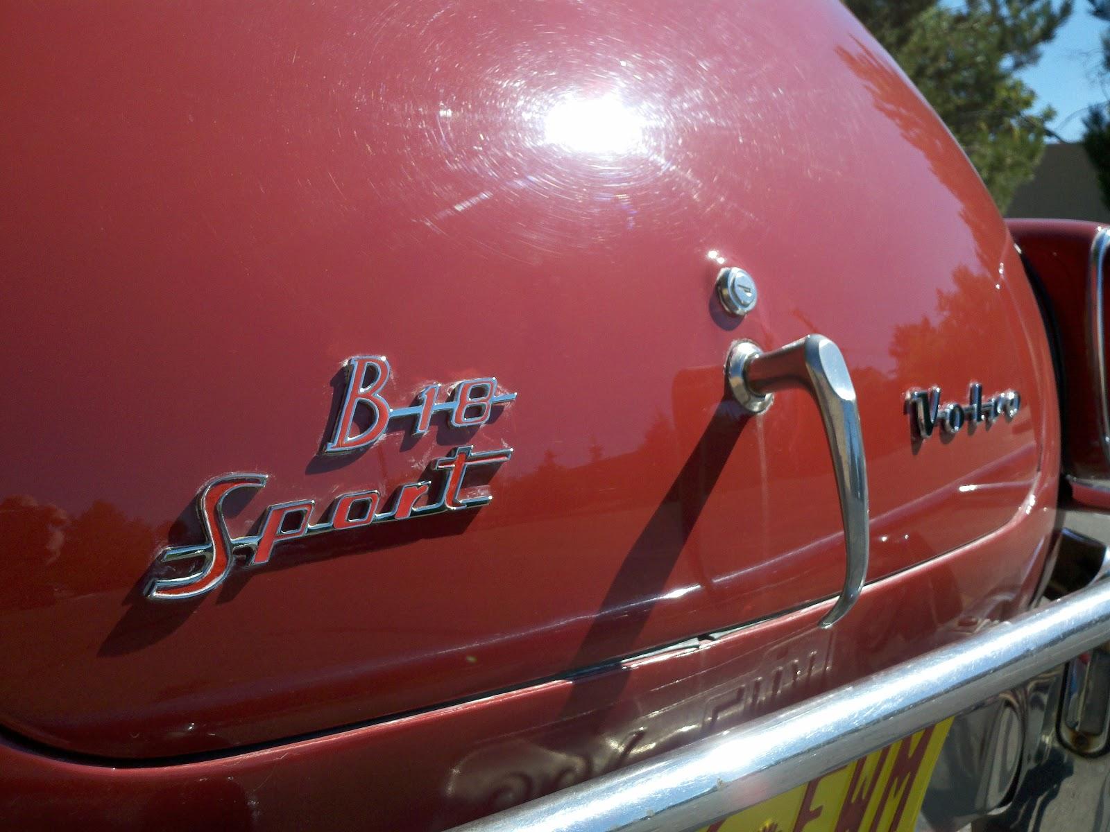 1964 Volvo PV544 Sport