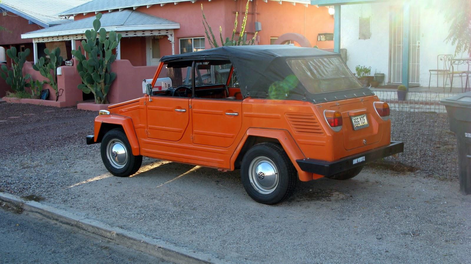 the street peep 1973 volkswagen type 181 thing. Black Bedroom Furniture Sets. Home Design Ideas