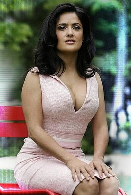 Salma Hayek Beauty Lady
