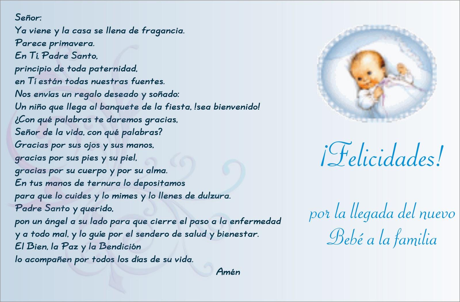 Frases bienvenida bebé - Imagui