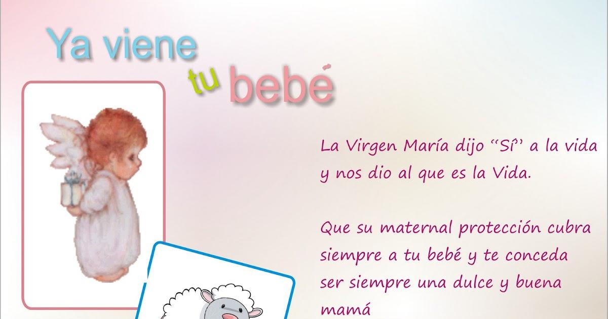 Frases para la llegada de un bebé - Imagui