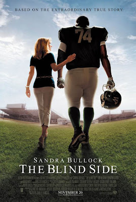Filme Poster The Blind Side DVDRip Rmvb Legendado