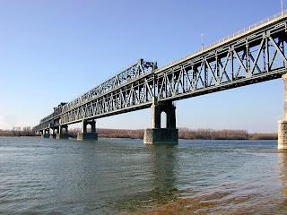 Дунав мост - Русе