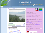 Lake Mainit Site