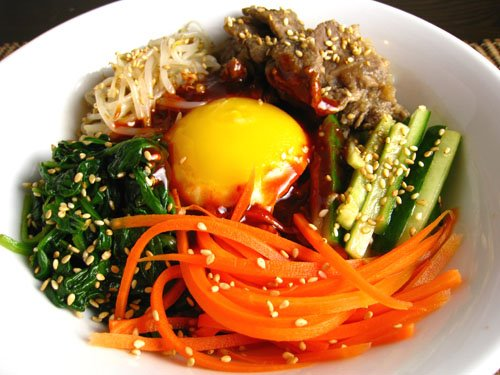 Bulgogi Bibimbap
