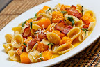 Butternut Squash Carbonara