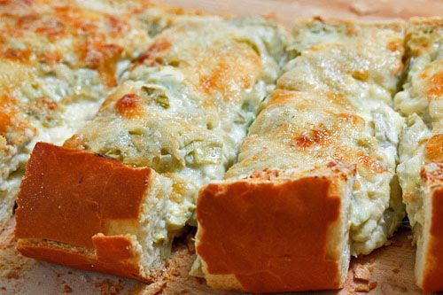 Artichoke Bread