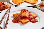Kimchi Pajeon (Kimchi Pancake or Pizza)