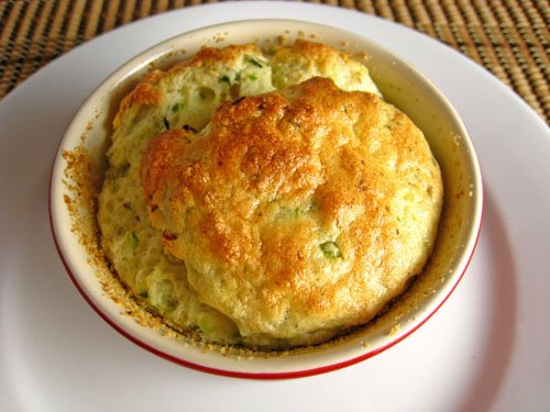 Asparagus Souffle on Closet Cooking