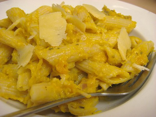 Pumpkin Pasta