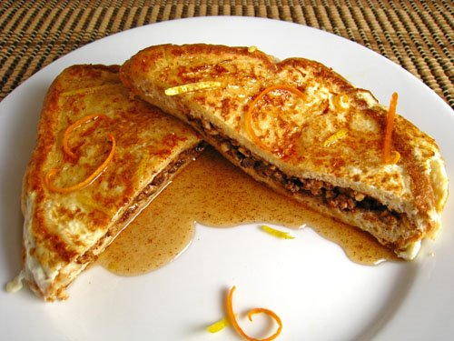 Baklava French Toast on Closet Cooking