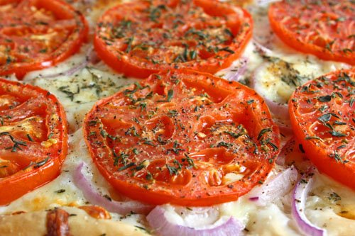 Tomato Tart