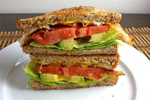 Delicious Eats and Treats: The Ultimate Egg Sandwich