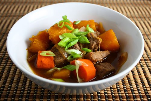 Nikujaga (Japanese Beef Stew) on Closet Cooking