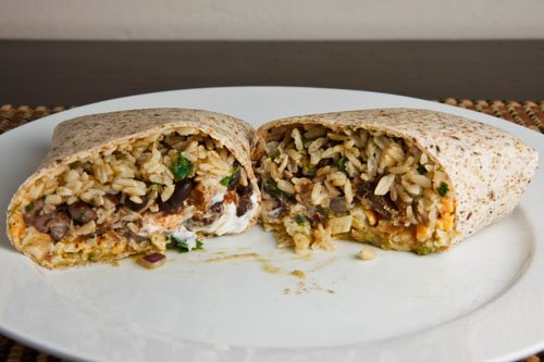 Carnitas Burrito