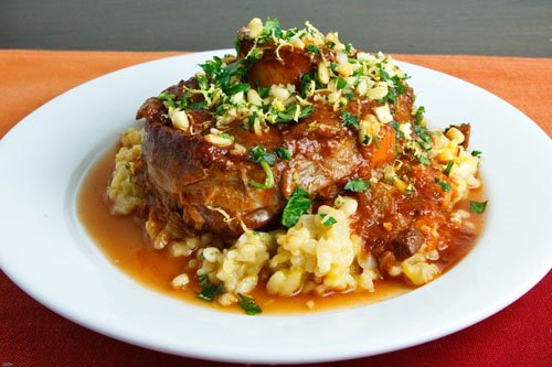 Osso Buco on Closet Cooking
