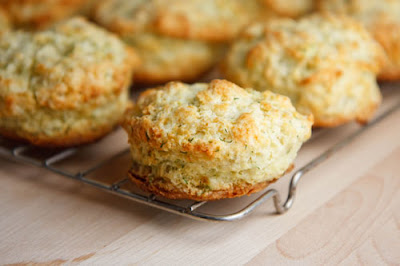 Dill Buttermilk Biscuits