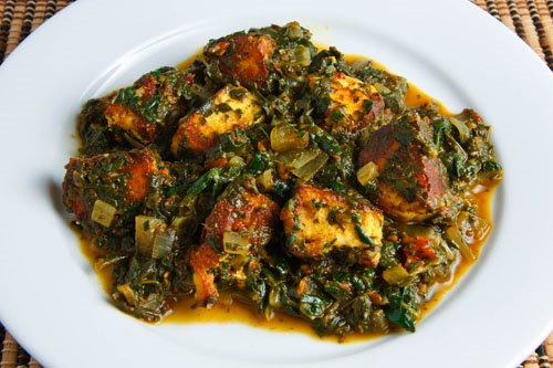 Palak Paneer