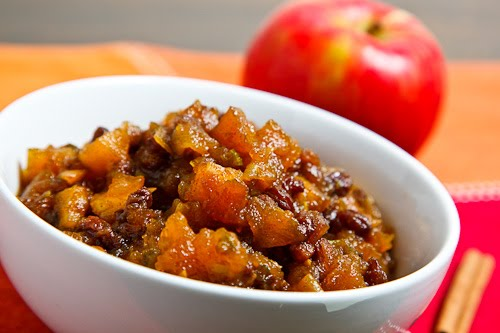Apple Chutney on Closet Cooking