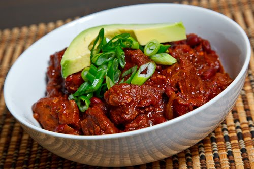 Slow Braised Chili Con Carne