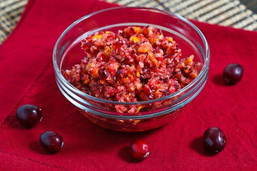 Cranberry Relish