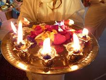 Célébration de l'anniversaire de Sri Swami Vishwananda