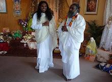Satsang avec Swami Atmachaithanya juin 2009