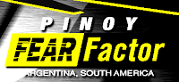 Pinoy Fear Factor logo