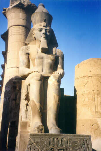 the structuires of ramsees ii This is the first evidence that king ramases ii worshipped the sun god 'ra' it was built in an area between a terrace of the nile and floodplain of abusir category.