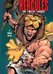 Graphic Novel Resources: Hercules: The Twelve Labors
