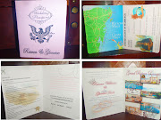 Gleneice's Princess Passport to Mexico. Gleneice wanted her passport in pale .