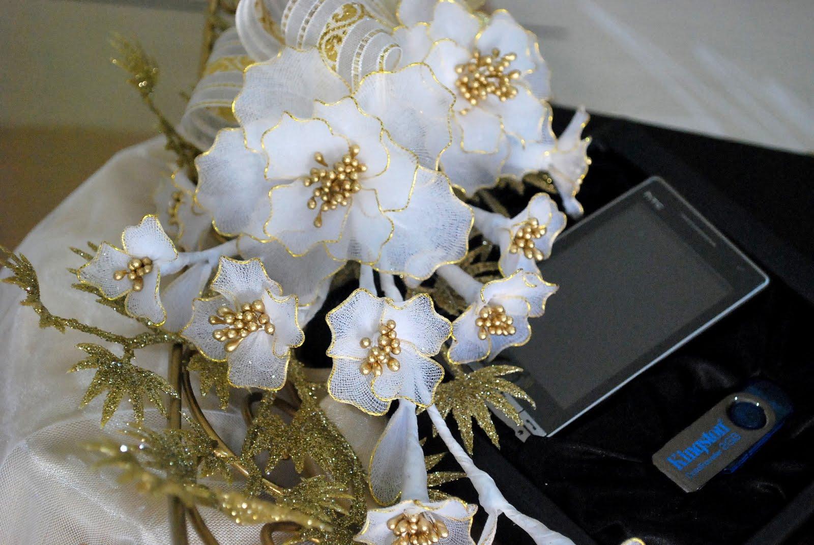 Asked for her wedding hantaran. Ptgkelas merangkumi teknik menggubah ...