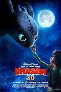 Como Entrenar A Tu Dragon [HD-Rip][Castellano][Aventura][2010]