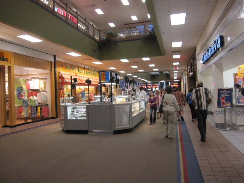 Shoe Store In Johnson City Mall